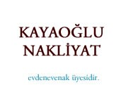 Kayaoğlu Nakliyat
